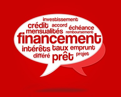 bulle financement credit emprunt budget strategie