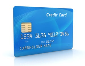 carte de crédit pour une réserve d'argent