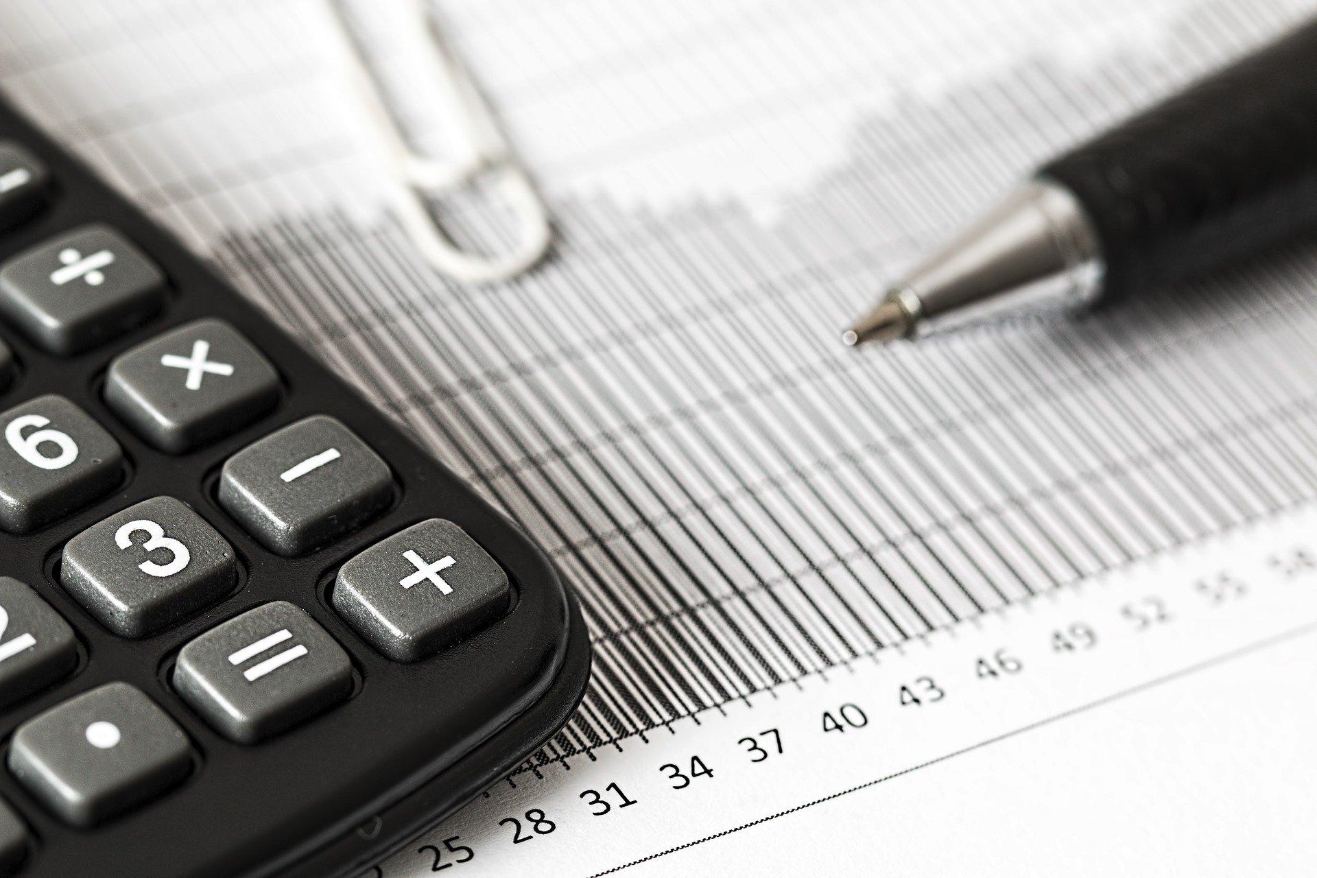 calculs financiers et budget
