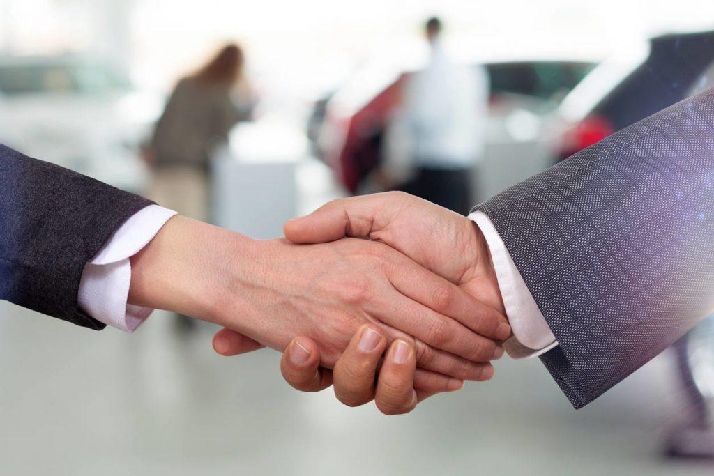 transaction financière et accord financier