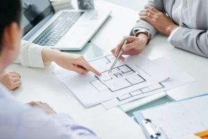 faire des plans pour construire un appartement ou une maison neuve