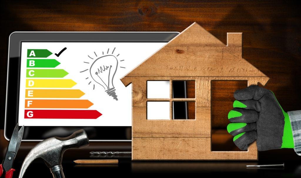 économie et énergie dans un appartement